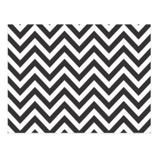 Zig Zag Striped Pattern Zazzle Template Background Post Cards