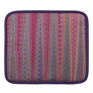 ZIG ZAGGING IN THE FIFTH UNIVERSE iPad SLEEVE