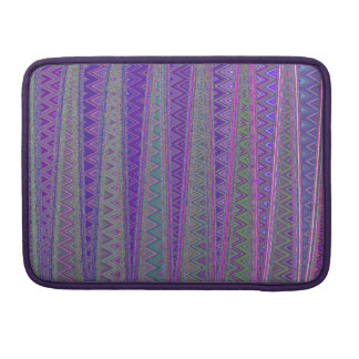 ZIG ZAGGING IN THE FOURTH UNIVERSE SLEEVE FOR MacBook PRO