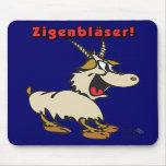¡zigenblaser! tapete de ratones