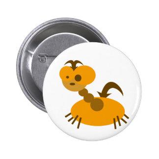 Zigglee Pinback Button