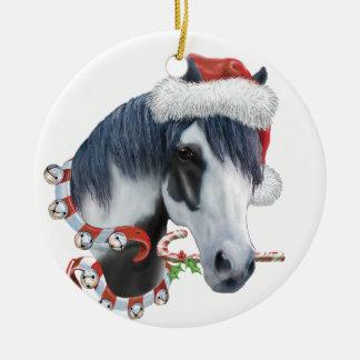 Ziggy Christmas Ceramic Ornament
