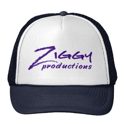 ZIGGY PRODUCTIONS HATS