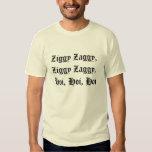 Ziggy Zaggy, Ziggy Zaggy, Hoi, Hoi, Hoi Playeras