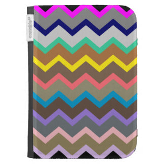 Zigs and Zags Kindle Folio Case