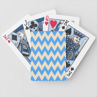 Zigzag #5 - Naipes azules y poner crema