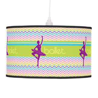 Zigzag Ballet Pendant Lamp