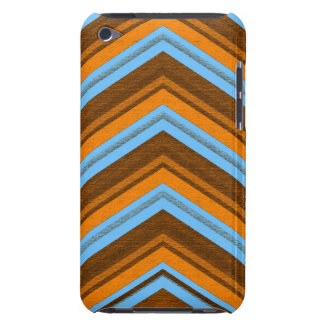 zigzag barely there iPod case