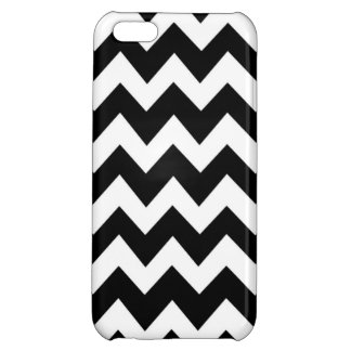 ZigZag black and white I phone case Case For iPhone 5C
