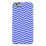 Zigzag blanco azul - caso del iPhone 6