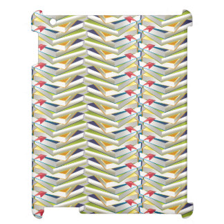 ZigZag Book Stacks Case For The iPad 2 3 4