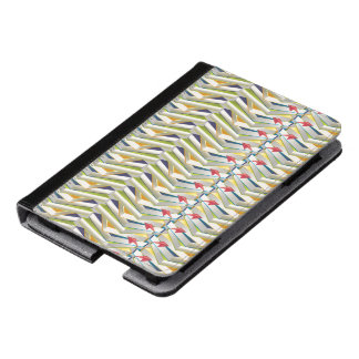 ZigZag Book Stacks Kindle Case