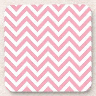 ZigZag Chevron pattern Hipster or Mod Styled Drink Coaster