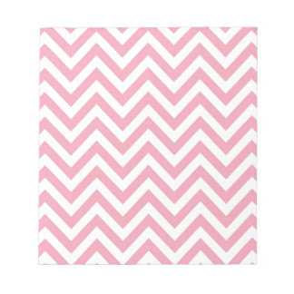 ZigZag Chevron pattern Hipster or Mod Styled Notepad