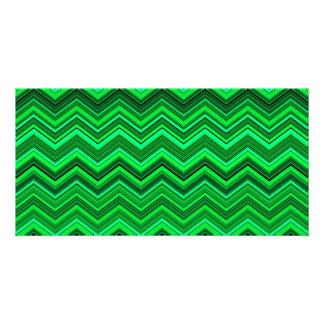 zigzag greens card