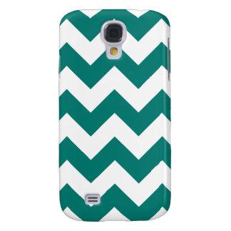 Zigzag I - Blanco y verde del pino
