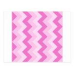 Zigzag I - Pink1 Postal