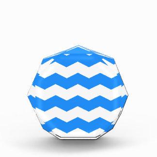 Zigzag II - Blanco y azul de Dodger