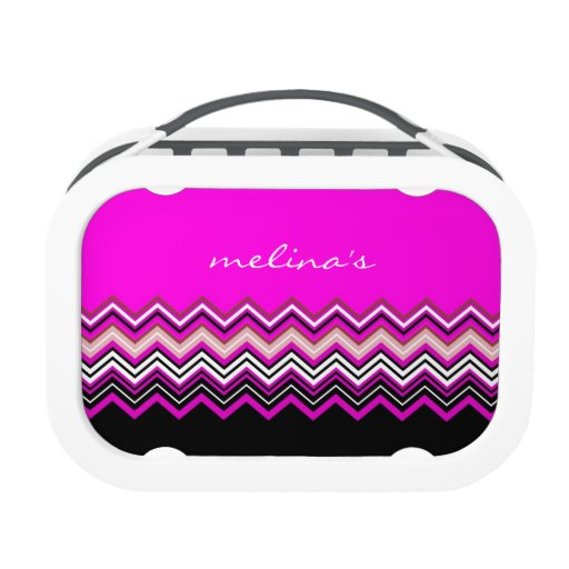 zigzag lunch boxes