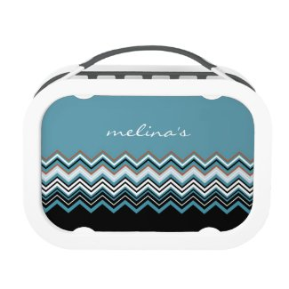 zigzag lunchboxes