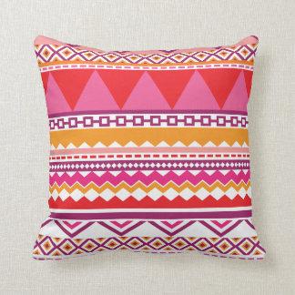 Zigzag mexico pattern pillow case