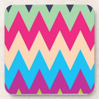 Zigzag Mix #2 - Coasters