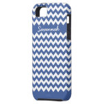 Zigzag Pattern Any Color  Personalized iPhone iPhone 5 Cases
