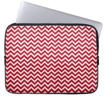 Zigzag Pattern Electronics Bag