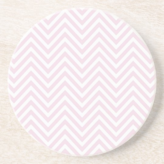 ZigZag Personalisable pattern Background Template Drink Coaster
