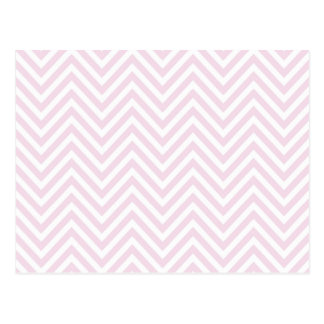ZigZag Personalisable pattern Background Template Postcards