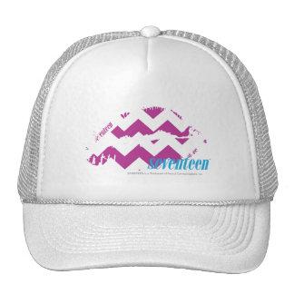 ZigZag Purple Trucker Hat