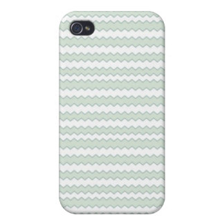 Zigzag Sea Anemone iPhone 4 Cases