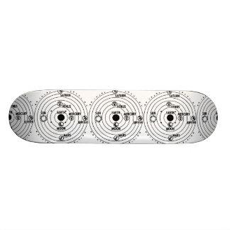 Zigzag Skateboard Deck