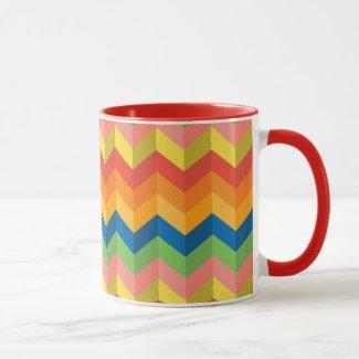 zigzag stripes