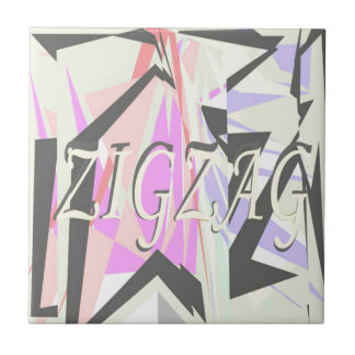 zigzag tile