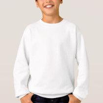 Zigzag - White and Light Yellow Sweatshirt