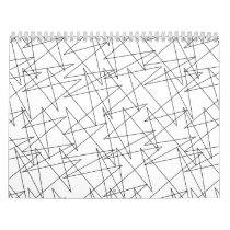 Zigzags Calendar