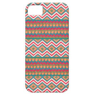 Zigzags frescos locos en los casos y las cubiertas iPhone 5 coberturas