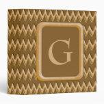 Zigzags - mantequilla de cacahuete del chocolate