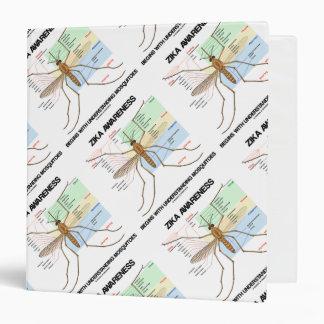 Zika Awareness Begins Understanding Mosquitoes Binder