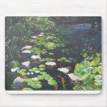 Zilker's Isamu Tanguchil Oriental Garden. Mouse Pad