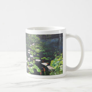 Zilker's Isamu Tanguchil Oriental Garden.,... Classic White Coffee Mug