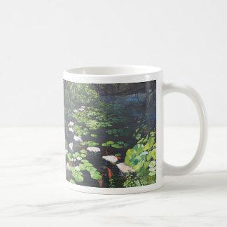 Zilker's Isamu Tanguchil Oriental Garden., Zilk... Mugs