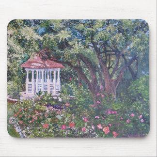 Zilker's Mabel Davis Rose Garden Mouse Pad