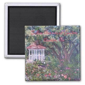 Zilker's Mabel Davis Rose Garden, Zilker Botani... Fridge Magnet