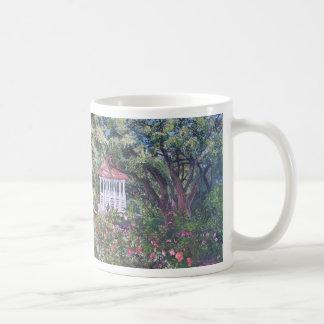 Zilker's Mabel Davis Rose Garden, Zilker Botani... Classic White Coffee Mug