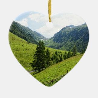 Zillertal Alpes paisaje