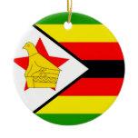 Zimbabwe Ceramic Ornament