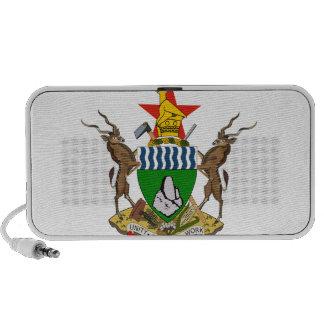 Zimbabwe Coat of Arms Travel Speaker