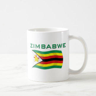 Zimbabwe Flag 2 Coffee Mug